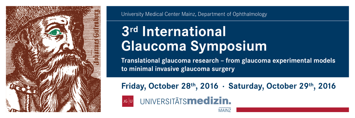 3rd International Glaucoma Symposium